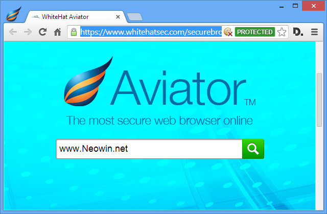 aviator browser
